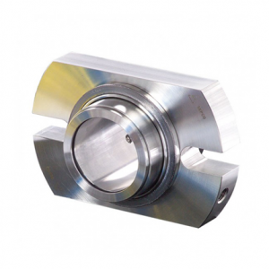 A cartridge mechanical seal is a completely self-contained unit.