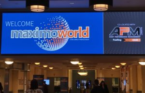 MaximoWorld 2019 fun