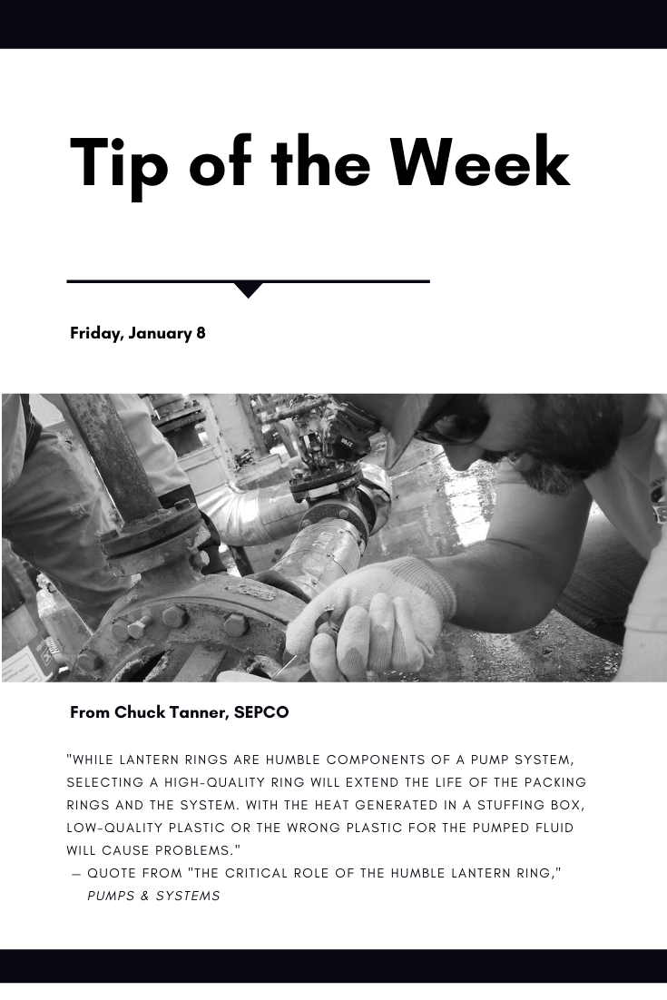 tip of the week sepco